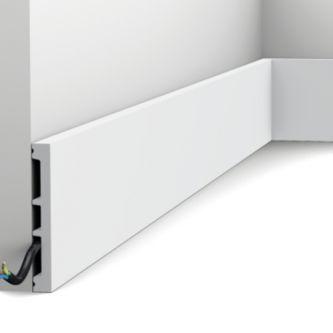 Orac DX163 plint 230x10.2x1.3 cm RAL9003
