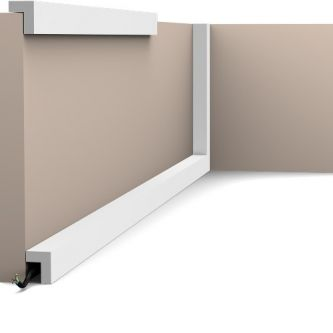 Orac PX164 wandlijst 200x2.4x3 cm