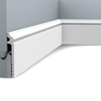 Orac SX186 overzet plint 200x13.8x2.2 cm