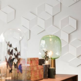 Orac W100 Rombus Wall panel 15x25,8x2,9 cm
