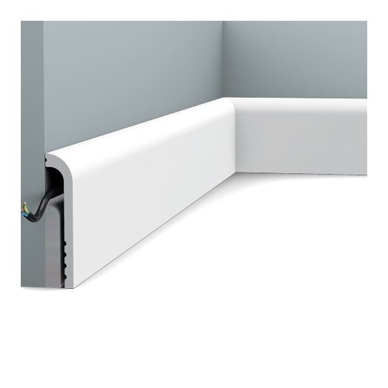 Orac SX185 overzet plint 200x12x2.5 cm